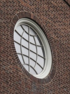 Window Detail, Brooklyn College Library
